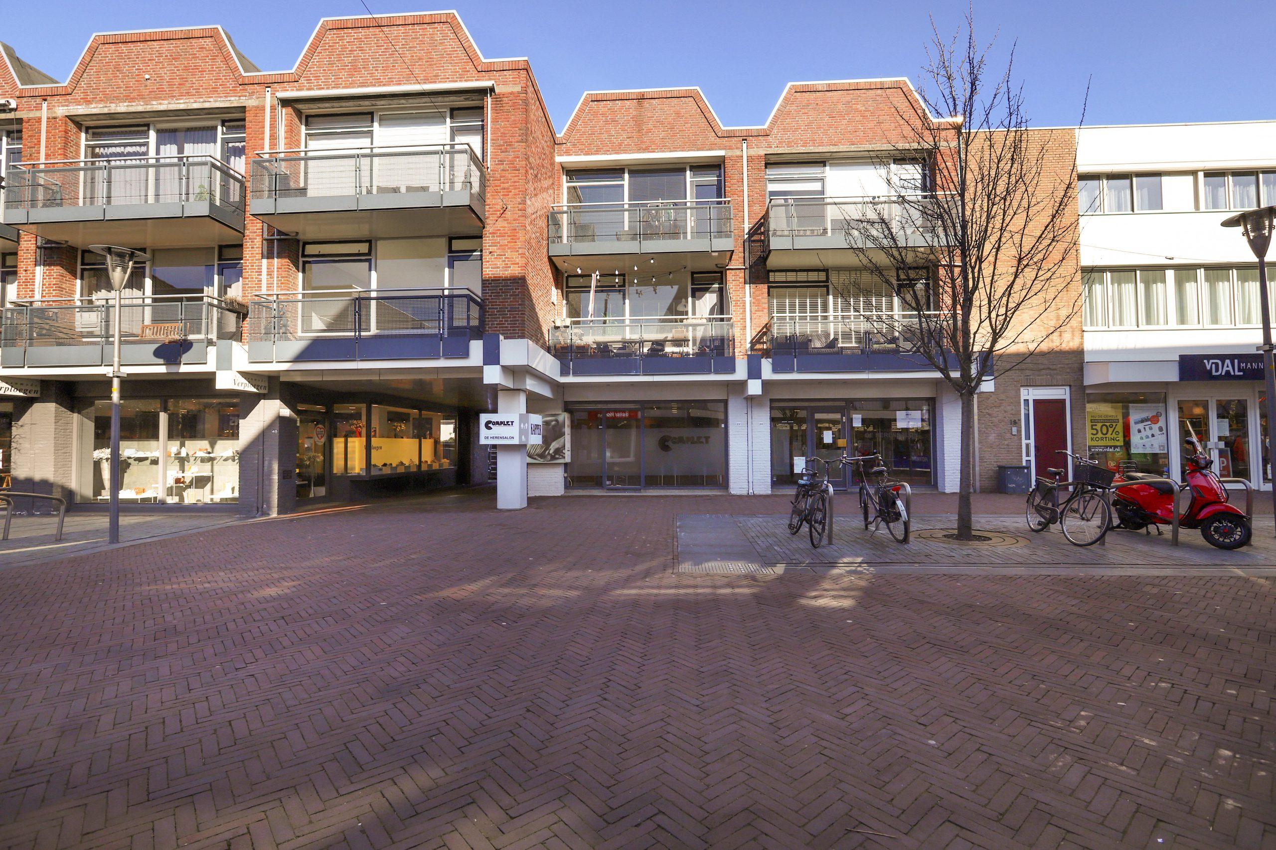 Burchstraat Wijchen